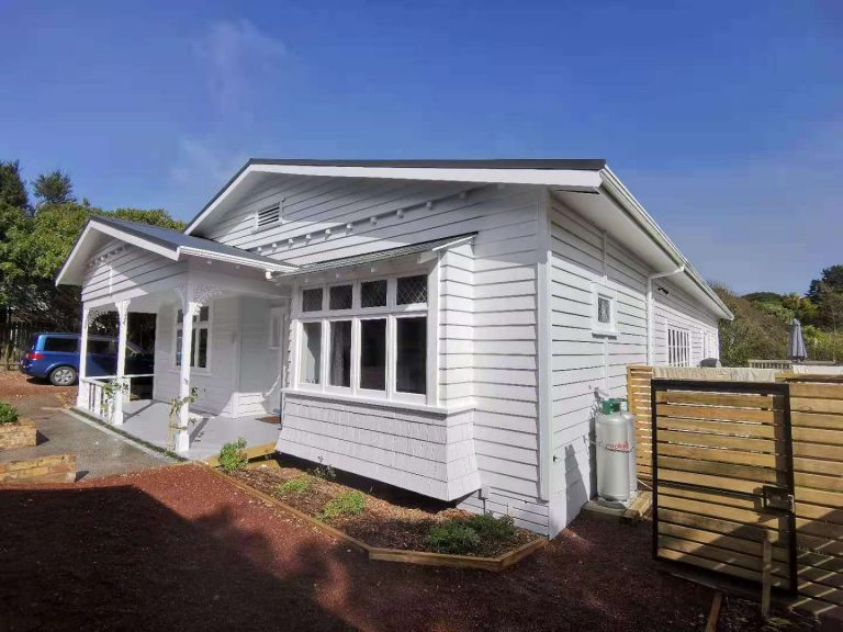 Villa Roof and Exterior Painting